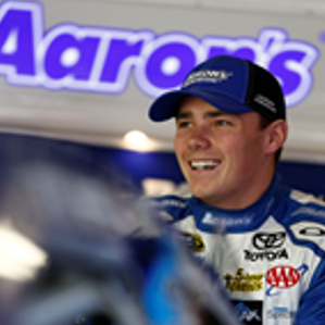 Brett Moffitt No. 55 Aaron's Dream Machine Toyota Martinsville Preview