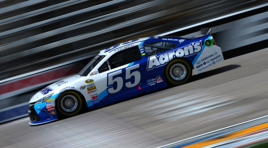Brett Moffitt Starting 14th in Toyota Owners 400 Sunday at Richmond