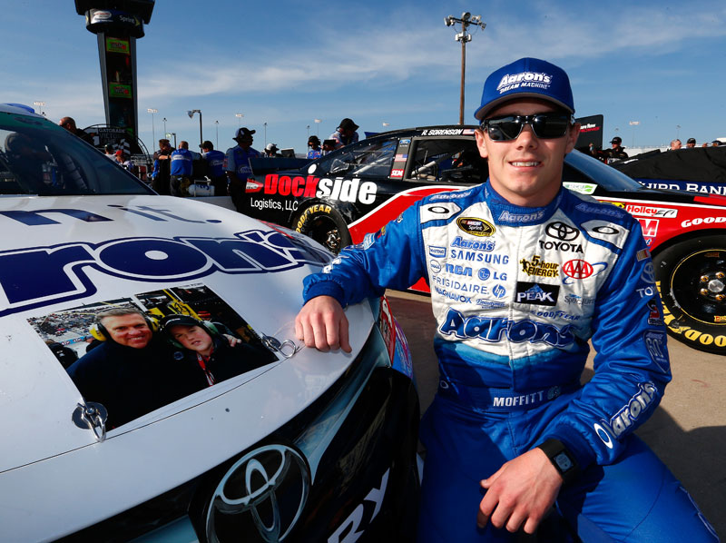 Beyond the Cockpit: Brett Moffitt on Admiring, Advancing & Adjusting