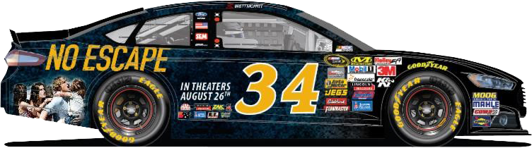 Front Row Motorsports Irwin Tools Night Race Preview
