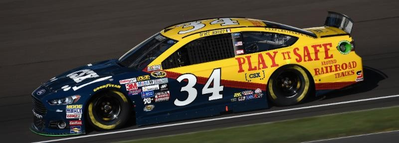 Front Row Motorsports AAA 400 Race Preview