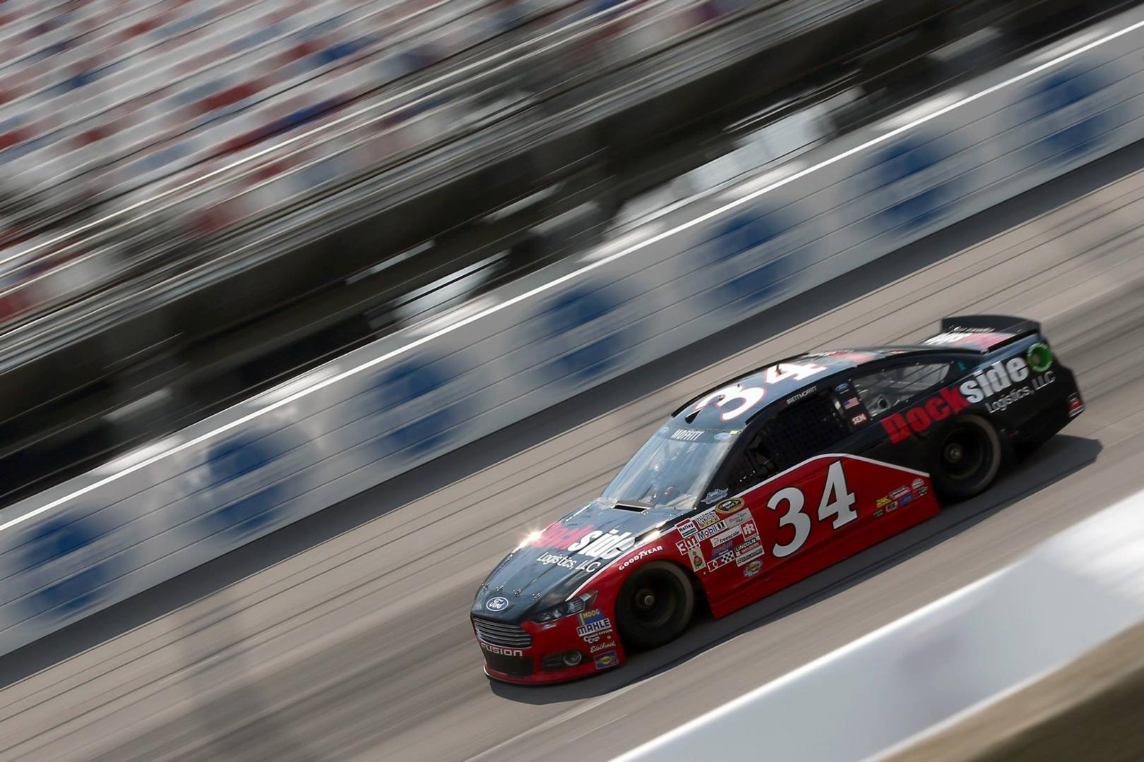 Front Row Motorsports Hollywood Casino 400 Preview