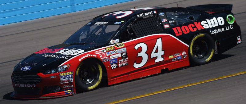 Front Row Motorsports Goody's Headache Relief Shot 500 Preview