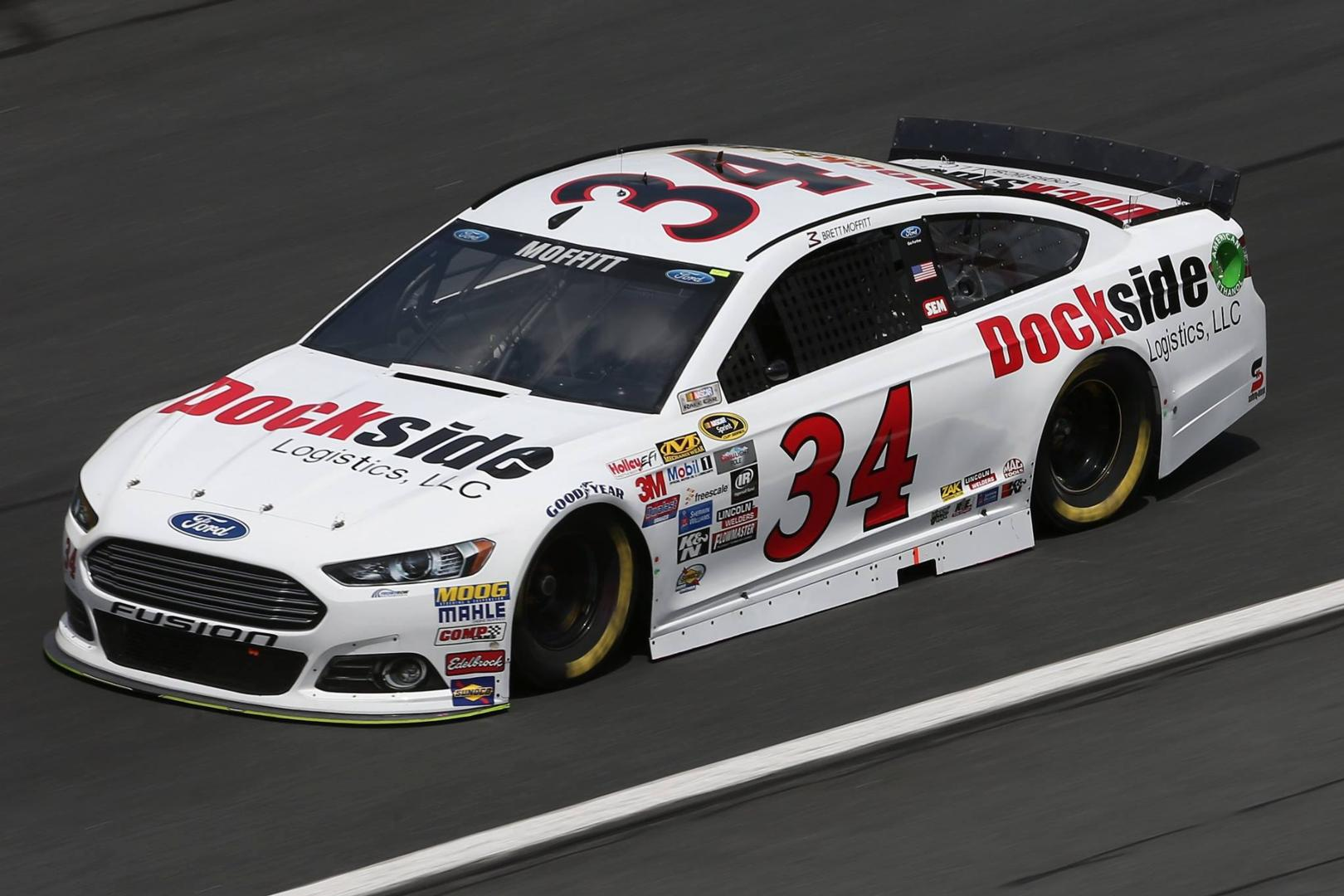 Front Row Motorsports Quicken Loans Race for Heroes 500 Preview