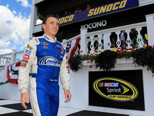 Brett Moffitt waiting for right NASCAR ride to arrive