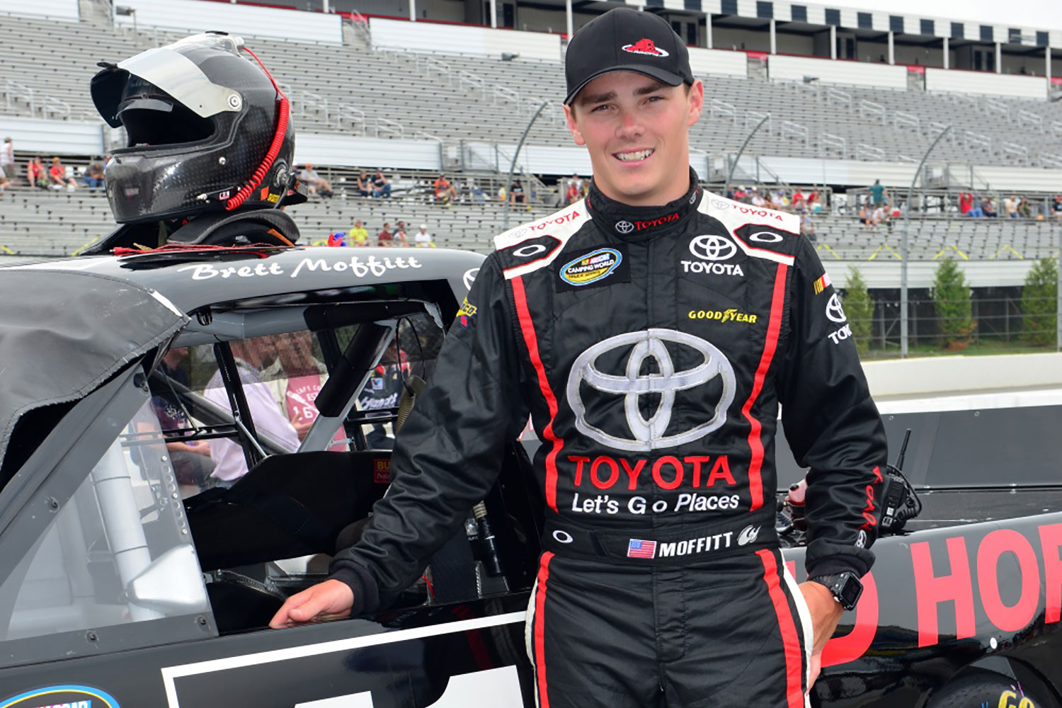 Brett Moffitt, Michael McDowell Wins Add Drama to NASCAR Weekend
