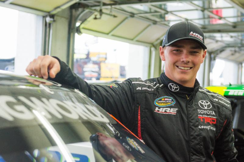 Brett Moffitt Iowa Speedway Preview