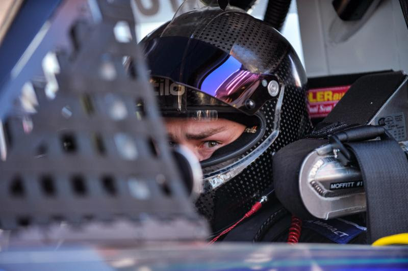 Moffitt Gets Road Course Ready at The Glen