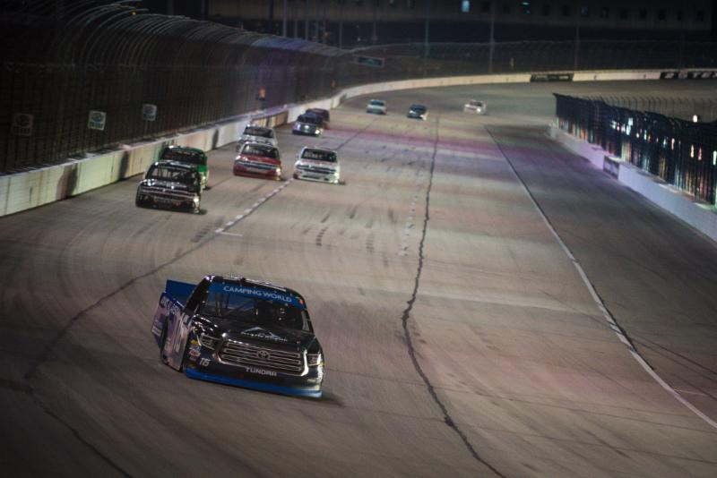 Moffitt Takes Another Step Towards Title in Texas