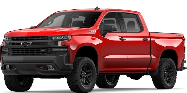 Enter to Win a 2019 Chevrolet Silverado or $10,000