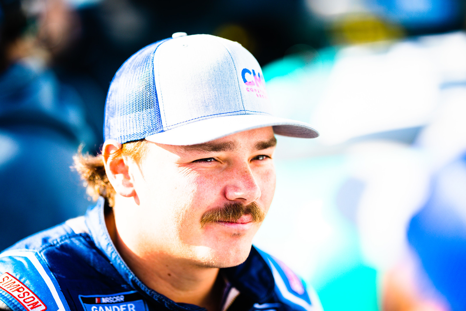 Moffitt Returning to GMS Racing for 2020 Season