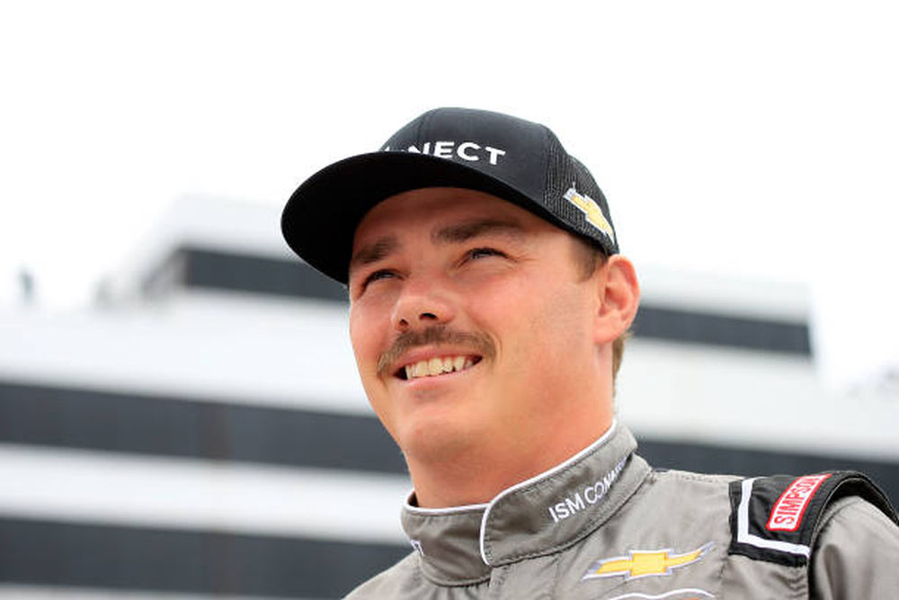 Our Motorsports partners with Brett Moffitt in Xfinity races