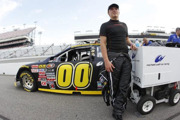 Moffitt Readies for Return to Home Track - Iowa Speedway