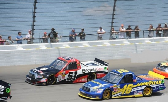 Moffitt Salvages 17th Place Run at Michigan