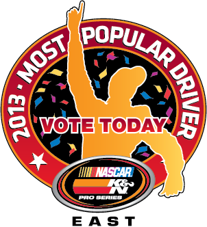 NASCAR Most Popular Driver Voting Begins Online
