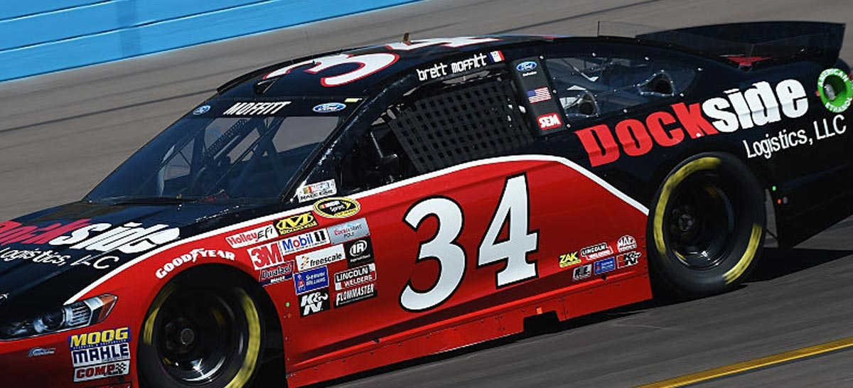MARTINSVILLE PREVIEW<br/> <em>Brett Moffitt No. 55 Aaron's Dream Machine Toyota</em>  »